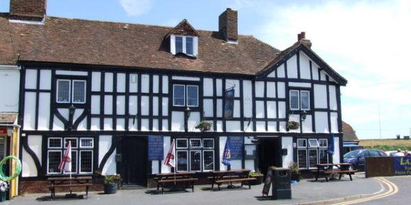 Ocean Inn from the High Street